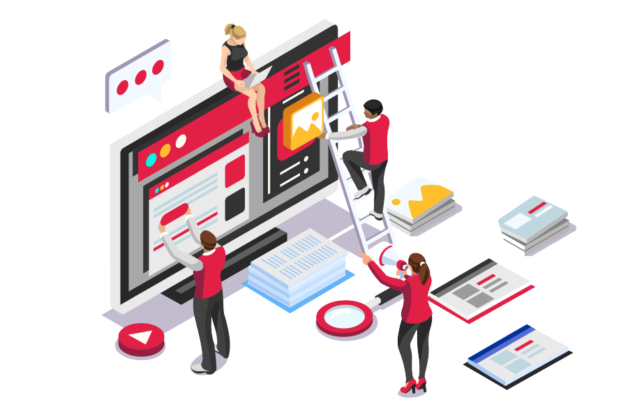 Optimize the user experience by incorporating a web design in New York